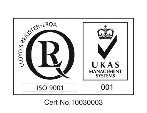 Firstpress Birmingham Gains ISO9001:2015 Accreditation
