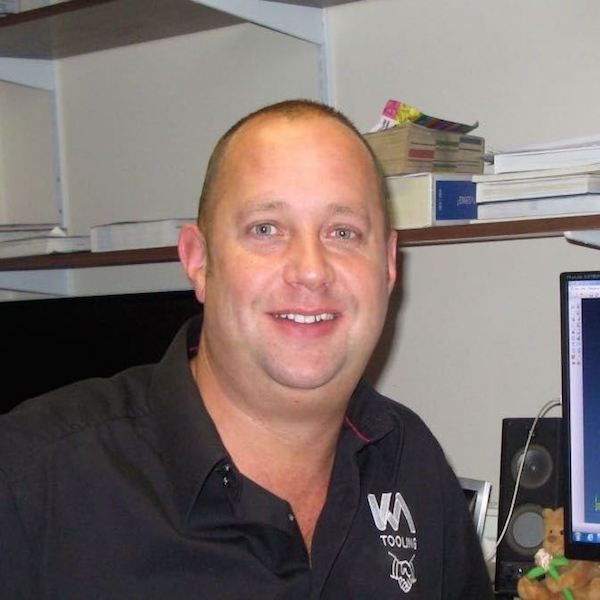 Alex Hill - Managing Director