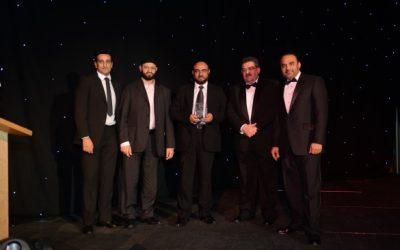 Firstpress Olympic torch 'key' designer wins IAB business awards